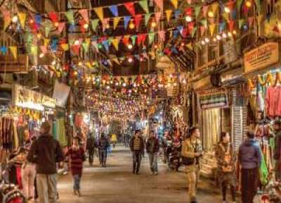 Thamel Free Street - No Vehicles Area