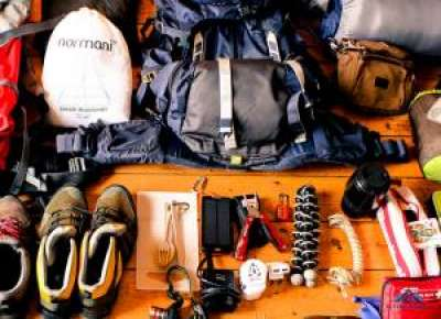 Trekking equipment/ packing lists