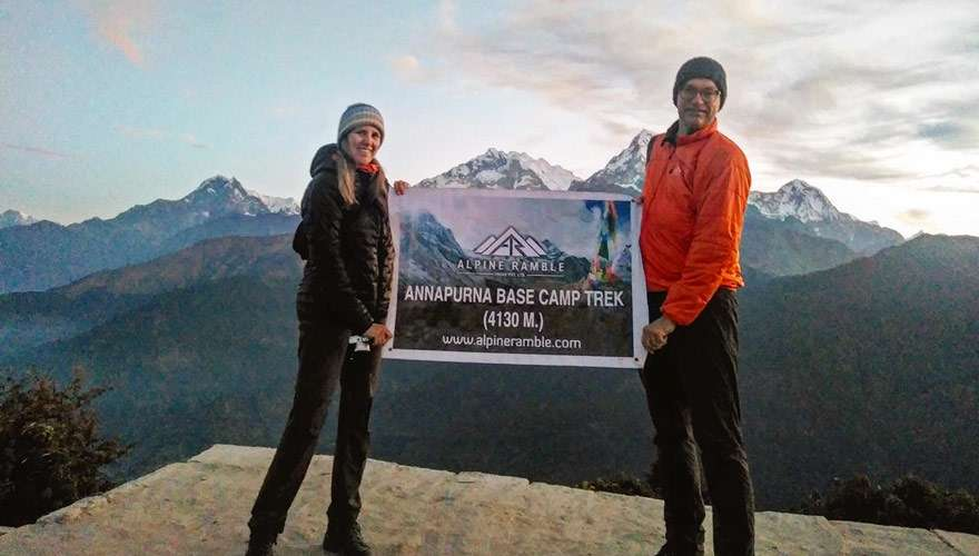 Annapurna Sanctuary Trek - 13 Days