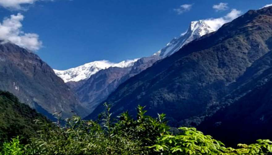 Annapurna Panorama view trek - 8 days