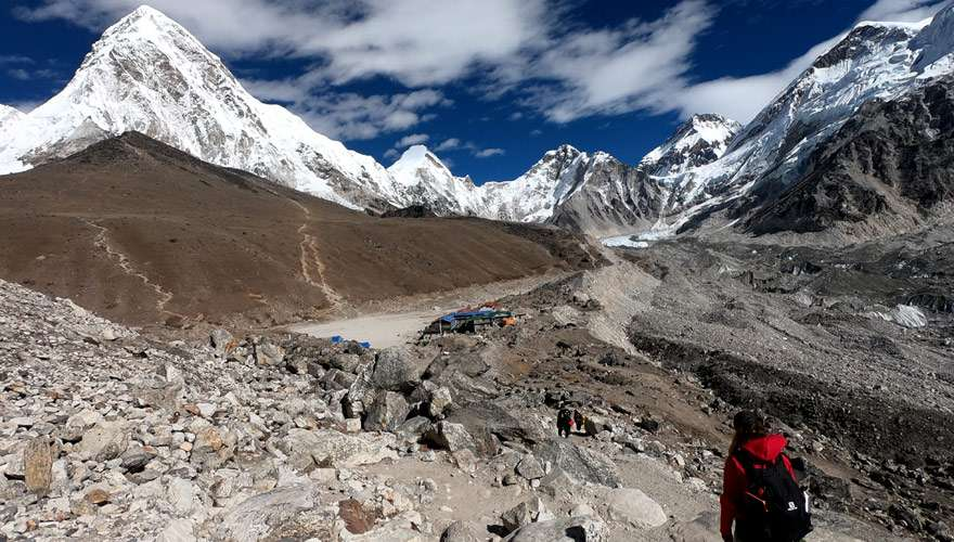 Hike Everest Base Camp