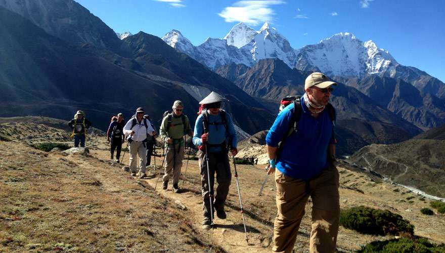 Budget Everest Base Camp Trek - 12 Days