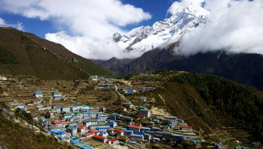 4 Days Everest Panorama Trek