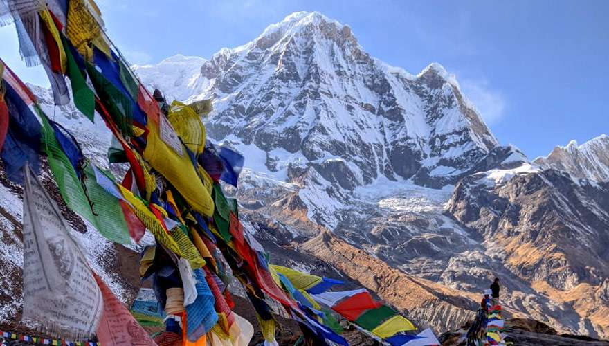 Annapurna Base Camp Trek - 12 Days