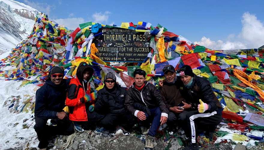 16 Days Annapurna Circuit Trek with Tilicho Lake