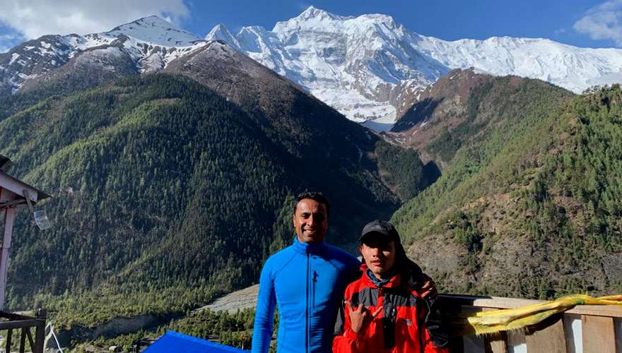 Annapurna Circuit Trek - 7 Days