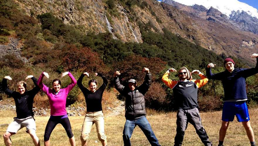 Short Langtang Trek - 7 Days