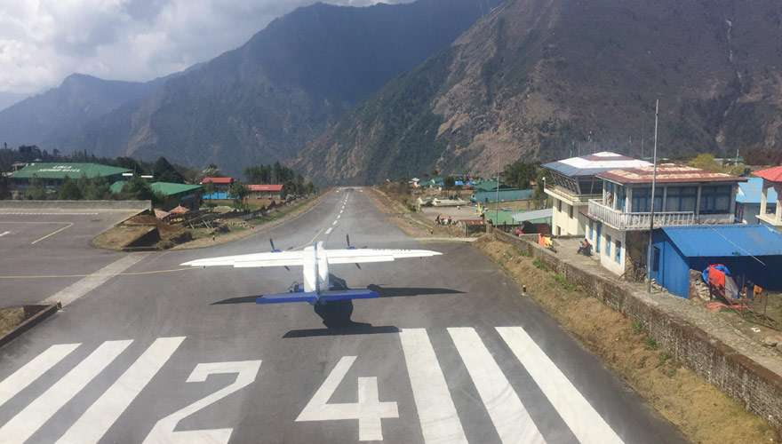 Kathmandu to Lukla flight fare