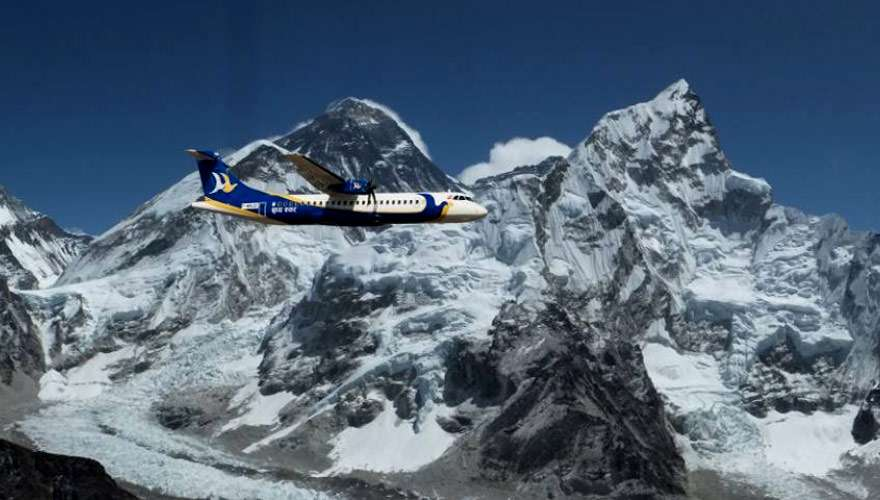 Scenic Everest flight - 1 day