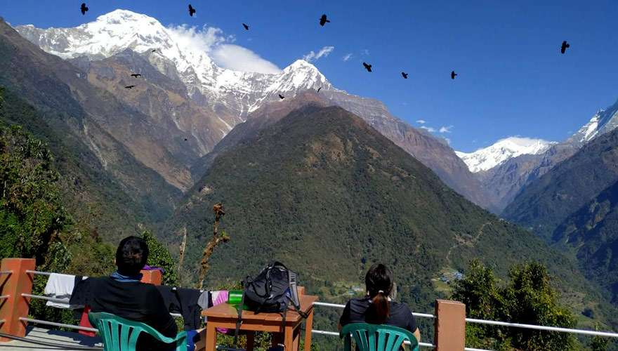 POON HILL (4 DAYS ) TREK