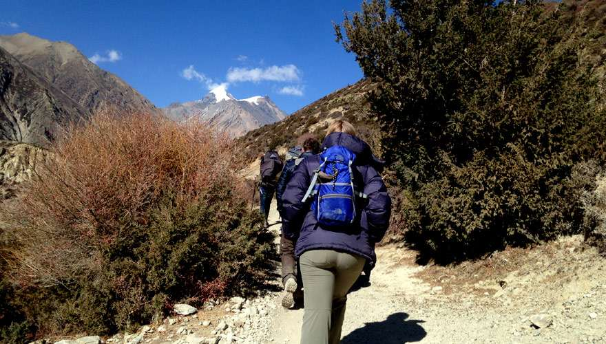 Annapurna Circuit short Trek- 6 Days