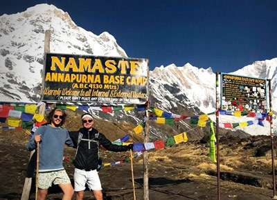 Annapurna Base Camp Trek - 8 Days