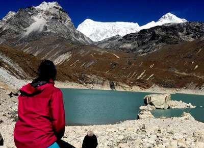 Everest High Pass Trek - 18 Days
