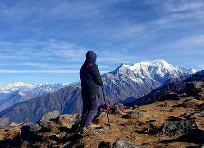 Langtang Valley Trek- 8 Days